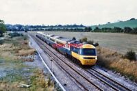 PHOTO  HST AT GRAFTON EAST 1980'S