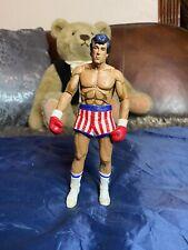 NECA ROCKY Rocky Balboa Fight Action Figure Sylvester Stallone