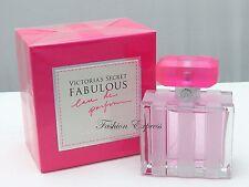 NEW Victoria's Secret FABULOUS PARFUM SPRAY 3.4 FL OZ >>NEW SEALED BOX<<