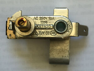 termostato KST820 250V 10A T250 XIN DA TUV CE