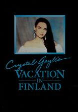 Crystal Gayle's Vacation In Finland (DVD, 2014)