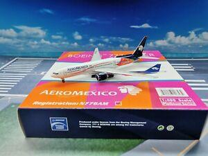 Phoenix Aeromexico B777-200 'CDMX' N776AM 1:400