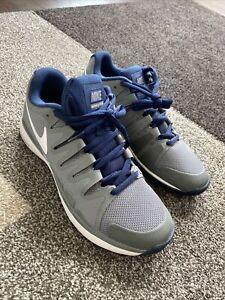 Nike Mens Zoom Vapor 9.5 Tour Tennis Shoes Roger Federer size 8.5
