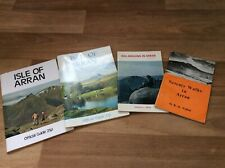 More details for 4 x  isle of arran vintage guide books- freepost uk
