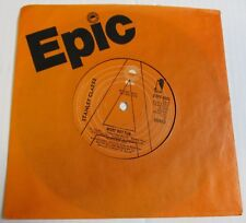 STANLEY CLARKE MORE HOT FUN c/w SLOW DANCE 1978 EPIC 'A' LABEL PROMO EPIC SLEEVE