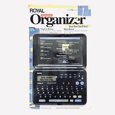 Royal Personal Organizer DM70Plus - Internet Safe!