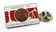 Calgary 1988 Olympic Games Canada NOC Pin Team Petroleum'88
