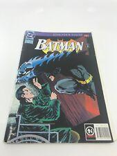BATMAN KNIGHTFALL #4 - Foreign Comic Book - 1990s 90s - VERY RARE - DC - 5.5 FN-