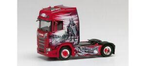 "Herpa 312295 - 1/87 Scania Cs 20 HD Trattore "" Sefl Trasporti "" - Nuovo"