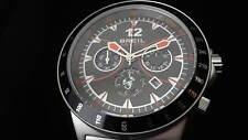 ABARTH Armbanduhr von BREIL: Chronograph TW1249 mit Edelstahl Armband