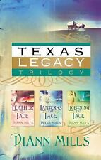 Texas Legacy Omnibus: Leather and Lace/Lanterns and Lace/Lightning and Lace (Te
