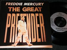 FREDDIE MERCURY The Great Pretender / UK SP 1993 EMI PARLOPHONE R 6336