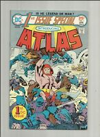 First Issue Special #1 VFN- 1975 Atlas Jack Kirby scarce DC Comics US Comics