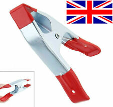 "6"" STRONG MARKET STALL CLAMPS Heavy Duty Spring Clips  2 pc in pack"