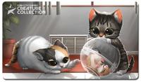 Star City Games Creature Collection Playmat - Kitten *MTG*