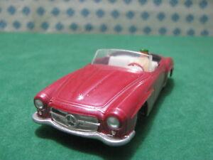 Vintage - Mercedes-Benz 190 Sl - 1/43 Solido Ref. 125 Series 100