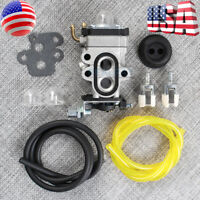 Carburetor For Kawasaki KBL35A TJ35E KBL27B String Trimmer Brush Cutter Carb Kit