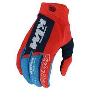 Troy Lee Designs AIR Gloves - TLD KTM Orange - Motocross, BMX, MTB