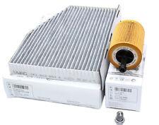 Original Audi VW Filter Inspektionspaket TDI A3 8P TT Öl Filter Polle Tiguan Eos