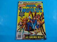 War of the worlds  #37 marvel  comics Comic book Book B