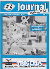 II. BL 91/92  VfB Oldenburg - VfL Osnabrück, 05.10.1991