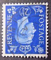 GB 1940 KGVI.   2 1/2d Dark Colours INVERTED Watermark. SG 466Wi.Fine Used.