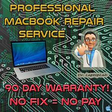 "Macbook Pro Retina 13"" Logic Board Repair Service A1425 A1502 A1278 A1342"