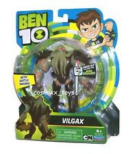 BEN 10 COLLECTION SERIES VILGAX WITH BATTLE SWORD ACTION FIGURE PLAYMATES