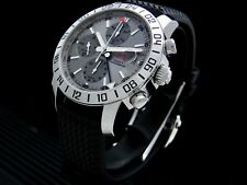 Chopard Mille Miglia GMT Grey Dial. Mint Condition with box and papers