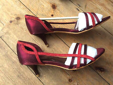 Mid Heel (1.5-3 in.) Stiletto Satin Spot On for Women