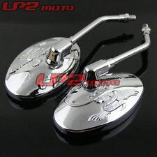 Replace Mirror for Kawasaki EN400/450/500 VN750/750/800/900 VN400 Vulcan Classic