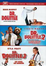 Dr. Dolittle Triple Pack (DVD)