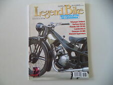 LEGEND BIKE 12/1997 FN 350/SERTUM BATUA/BIANCHI SPARVIERO/LAMBRETTA 125/GREEVES