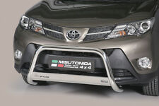 "Toyota Rav-4 Rav4 2013-up  Ø63mm BULL BAR NUDGE BAR  ""CE APPROVED""  Frontbügel"