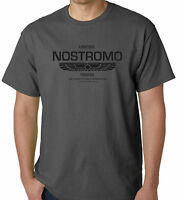 Alien - NOSTROMO - Cult Movie - T-Shirt - S to XL - 100% cotton