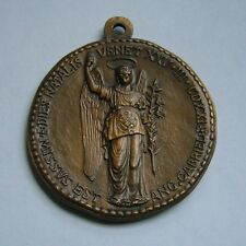 Anniversary of the founding of Venice Medal - Virgin Mary, Archangel Gabriel