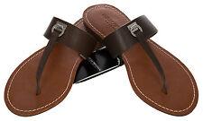 Sandalo infradito EMPORIO ARMANI a.262515 5P385 taglia 36 c.06153 MARRONE