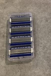 Wilkinson Sword Hydro 5 Razor Blades 4 New In Cartridge
