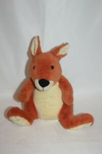 """Kohl's Cares World Of Eric Carle Does a Kangaroo Have a Mother Too 11"""" Plush"""