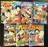Shonen Jump Naruto Manga Magazine 2006 Series 3, 5, 6, 8, 9, 10, 12 Lot of 7