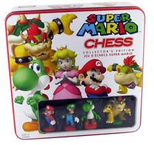 USAopoly 190767 Super Mario Collectors Edition Chess Game.