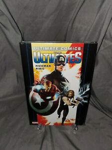 Ultimate Comics: The Ultimates vol.1 HC Hickman hardcover Marvel comics