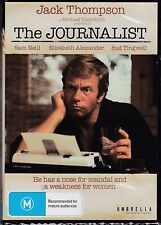 THE JOURNALIST -  Jack Thompson, Elizabeth Alexander, Sam Neill  - DVD - NEW