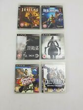 Jericho Dead Rising 2 Darksiders 2 PS3 Sony Playstation 3 Computer Game Bundle