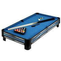 "Billiard Game Breakout Tabletop Pool Table 40"" Indoor Complete Accessories Set"