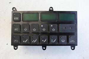 Ferrari 348 TB Heater Climate Control Push Button Switch Panel Unit J161