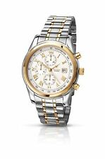 Sekonda Mens White Chronograph Dial Watch 3878 RRP £89.99