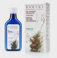 Natural CYPRESS body massage oil Anti-cellulite fat burn slimming cream, 4.2oz