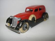Tootsie Toy 1930's Sedan - Original excellent