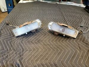 Set Parking Lights 1969 Buick Wildcat Electra 225 LeSabre Right Lamps Right Left